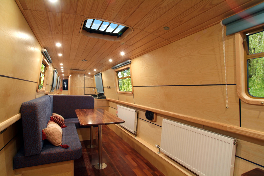 CUT ABOVE NARROWBOATS - outstanding unique bespoke fit-out of narrowboats & CUT ABOVE NARROWBOATS - outstanding unique bespoke fit-out of ...